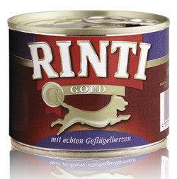 RINTI Gold su vištienos širdimis