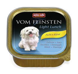 ANIMONDA Vom Feinsten Light Lunch su kalakutiena ir sūriu