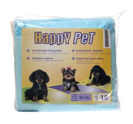 Happy Pet vienkartinės palos šunims