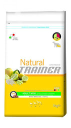 TRAINER NATURAL Adult Mini Beef-Rice-Ginseng