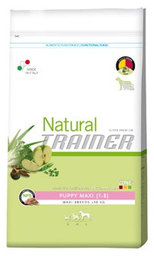 TRAINER NATURAL Puppy Maxi (1-8)