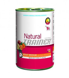 TRAINER NATURAL Adult Medium Chicken-Rise-Aloe Vera