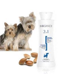 BIOGANCE 2 in 1 šampūnas su kondicionieriumi