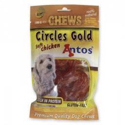 ANTOS Circles Gold skanėstai