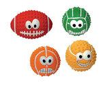 CANIAMICI Smile Ball lateksinis žaislas