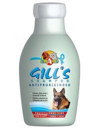 GILL'S Antipruriginoso šampūnas