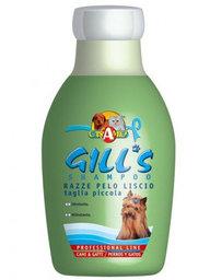 GILL'S Razze Pelo Liscio šampūnas
