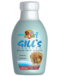 GILL'S Razze Pelo Lanoso šampūnas
