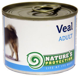 NATURE'S PROTECTION Adult Veal