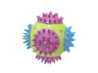 CANIAMICI Guminis žaislas su dygliukais