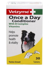 VETZYME Once a Day