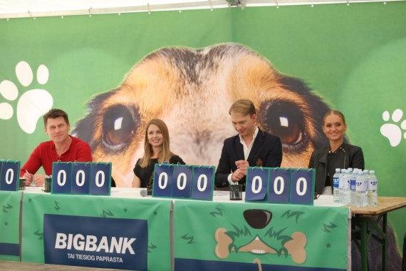 """Renginys """"Bigbank Match Show"""""""