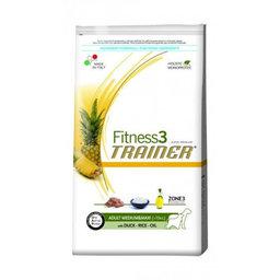 TRAINER FITNESS3 Adult Medium & Maxi Duck Rice Oil
