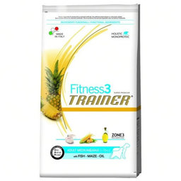 TRAINER FITNESS3 Adult Medium & Maxi Fish Rice Oil