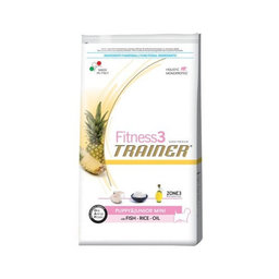 TRAINER FITNESS3 Junior Mini Fish Rice Oil