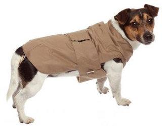 CROCI Montreal rudas paltukas šuniui
